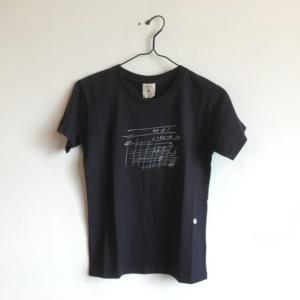 次郎オリジナルTシャツ(黒)