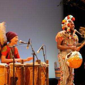3/24(水) 20:30 大西マサヤ いつもそこに音楽があった③ ZOOM TALK&LIVE ! ~アフリカの風・大地の香り~